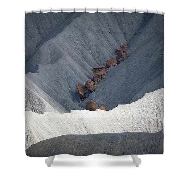 Dappled Shower Curtain