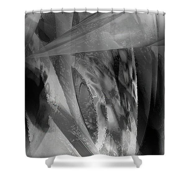 Dare You Say Shower Curtain