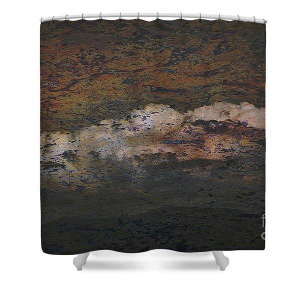 Dark Skies Shower Curtain