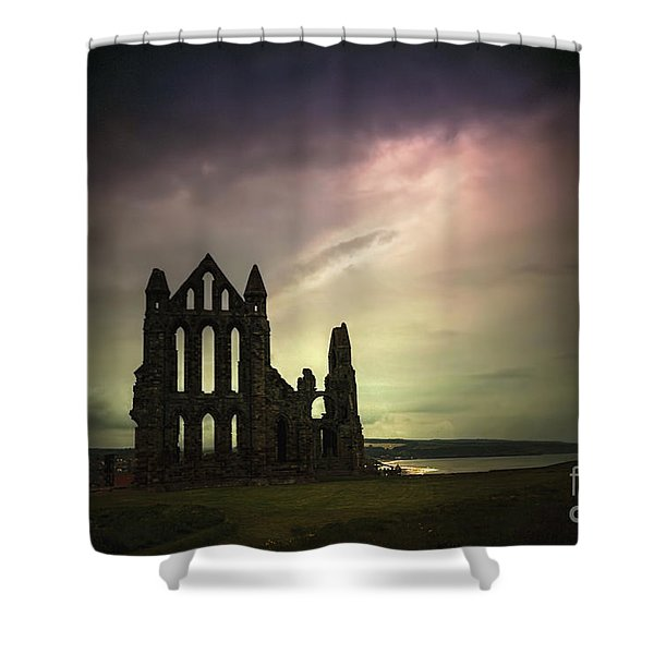 Dark Thy Kingdom Shower Curtain