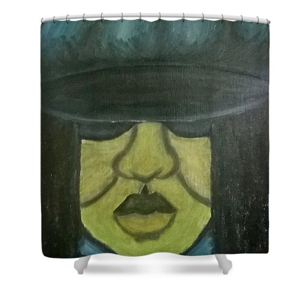 Darla's Day Out Shower Curtain