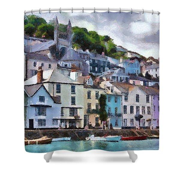 Dartmouth Devon Shower Curtain