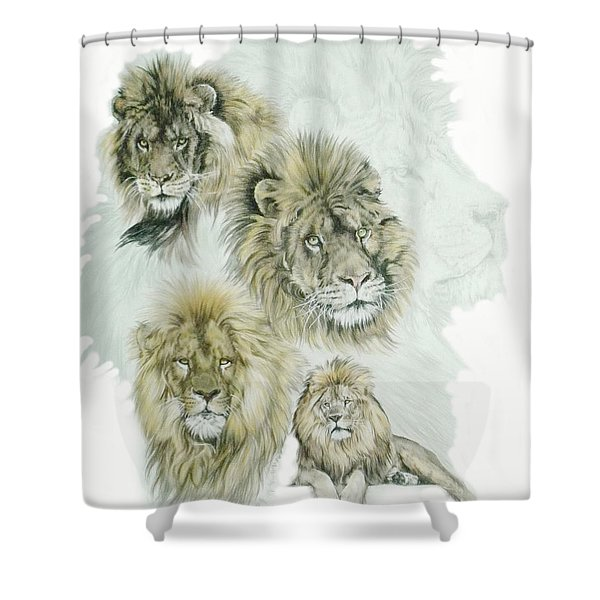 Dauntless Shower Curtain