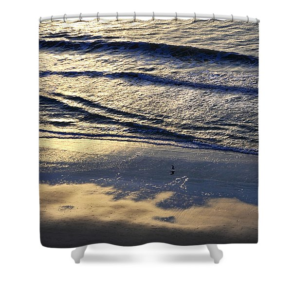 Shower Curtain featuring the photograph Dawn by Gerlinde Keating - Galleria GK Keating Associates Inc