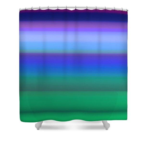 Dawn Meadow Shower Curtain