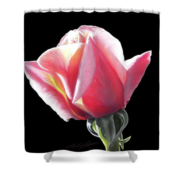 Dawn's Early Light - Pastel Shower Curtain