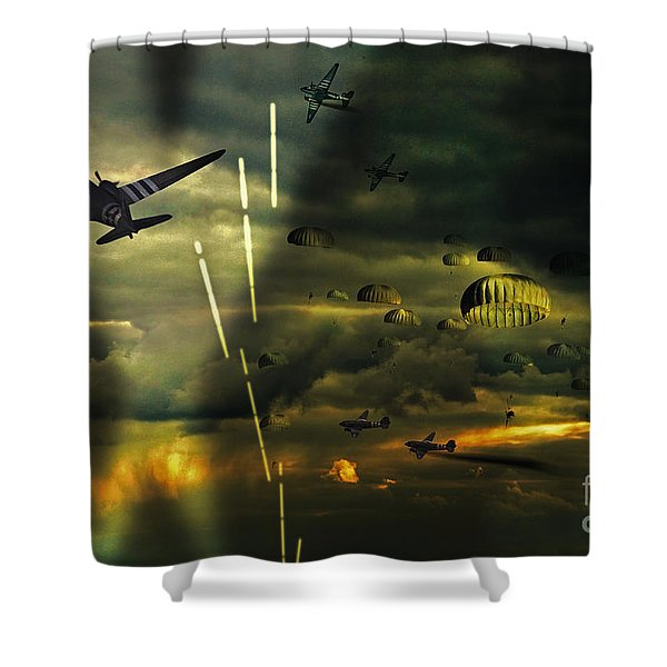 Day Of Days Shower Curtain