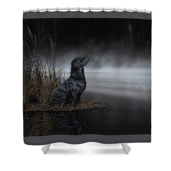 Daybreak Scout Shower Curtain