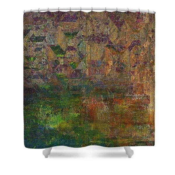 Daybreak Shower Curtain