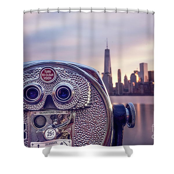 Daydream By The Hudson Shower Curtain
