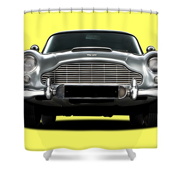 DB5 Shower Curtain