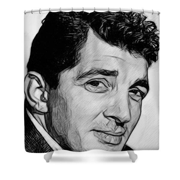 Dean Martin 03 Shower Curtain