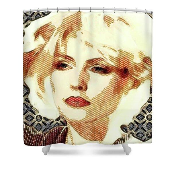 Debbie Harry, Blondie Shower Curtain