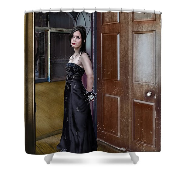 Debutante Shower Curtain