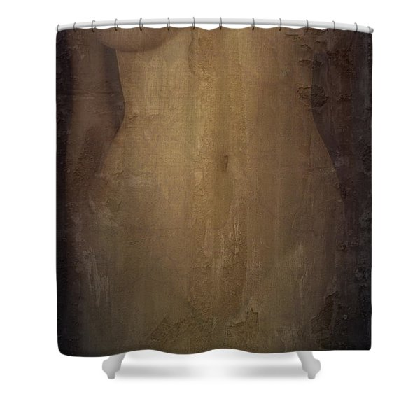 Decaying Memory Shower Curtain