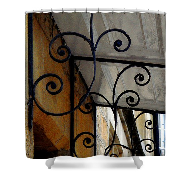 Decor Shower Curtain