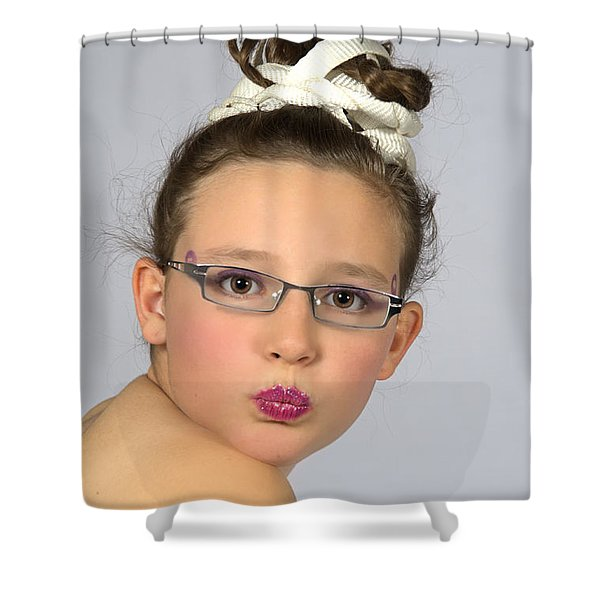 Deedee Shower Curtain