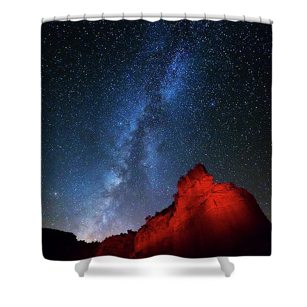 Deep In The Heart Of Texas - 1 Shower Curtain
