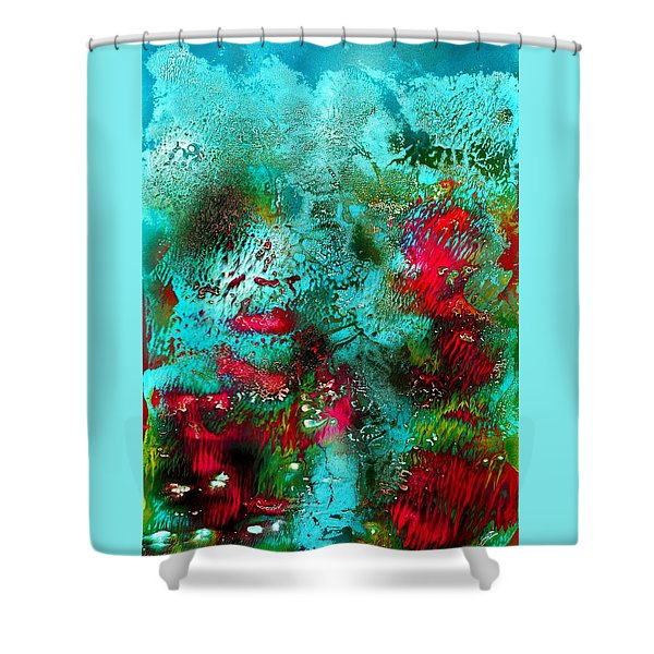 Deep In The Sea Shower Curtain