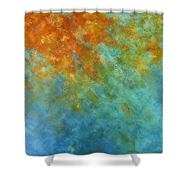 Deep Within Shower Curtain