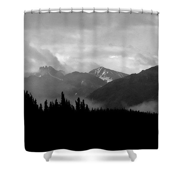 Denali National Park 1  Shower Curtain