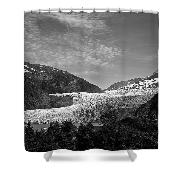 Denali National Park 6 Shower Curtain