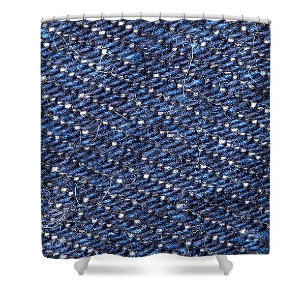 Denim 674 Shower Curtain