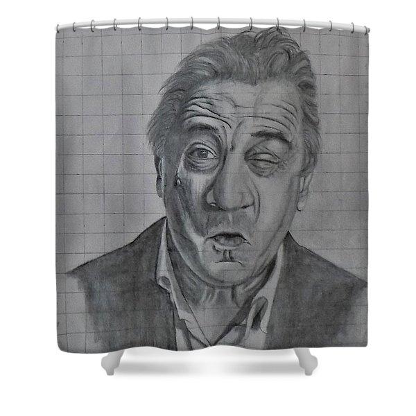 Deniro Shower Curtain