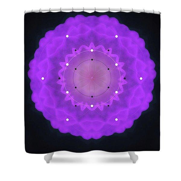 Denise Davis Shower Curtain