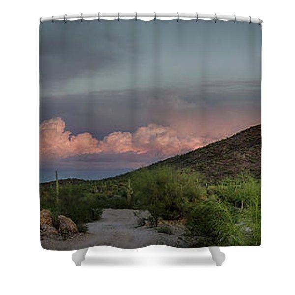 Desert Delight Shower Curtain
