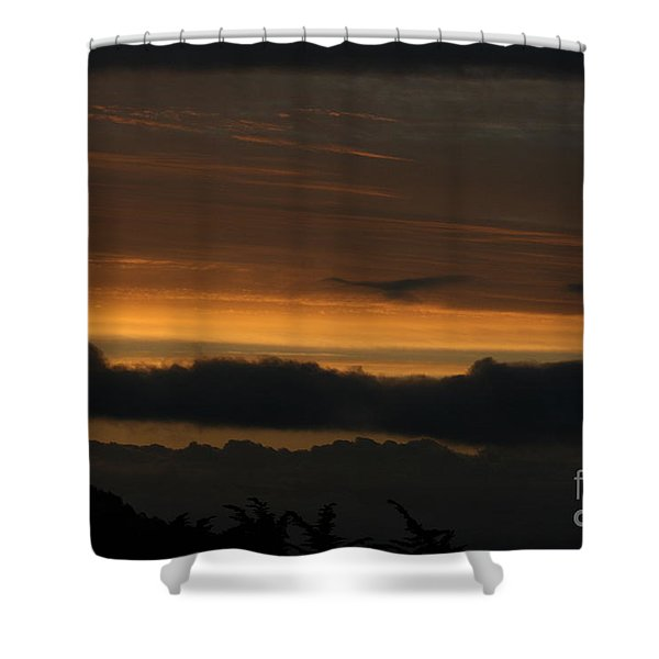 Shower Curtain featuring the photograph Desolate by Cynthia Marcopulos