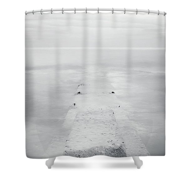 Destitute Of Hope Shower Curtain