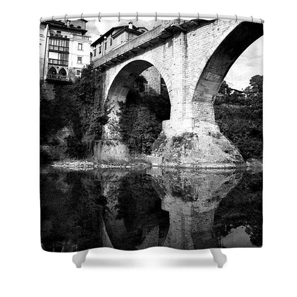 Devil's Bridge Shower Curtain