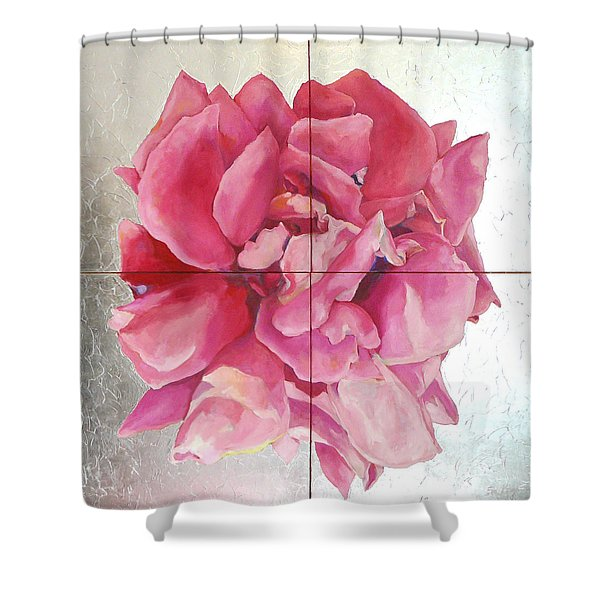 Devoted Love Shower Curtain