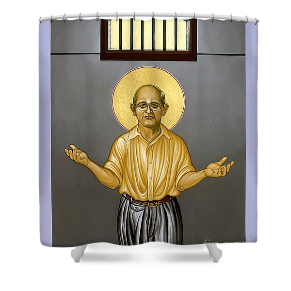 Dietrich Bonhoeffer - Lwdib Shower Curtain