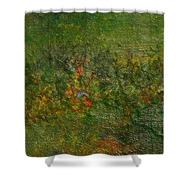 Difficult Years Shower Curtain