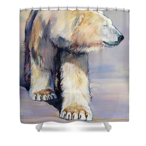 Diffuse Shower Curtain