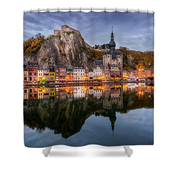 Dinant Shower Curtain