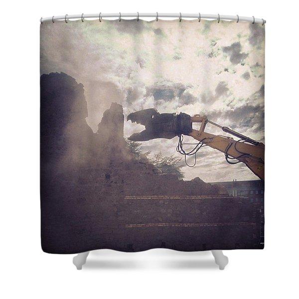Dinosauri Shower Curtain