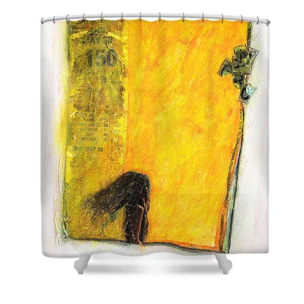Dirty Slumber Part One Shower Curtain