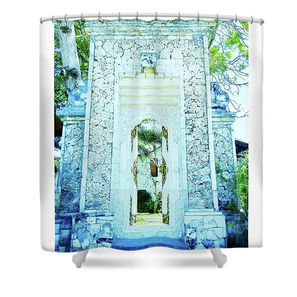 Discover The Majesty Shower Curtain
