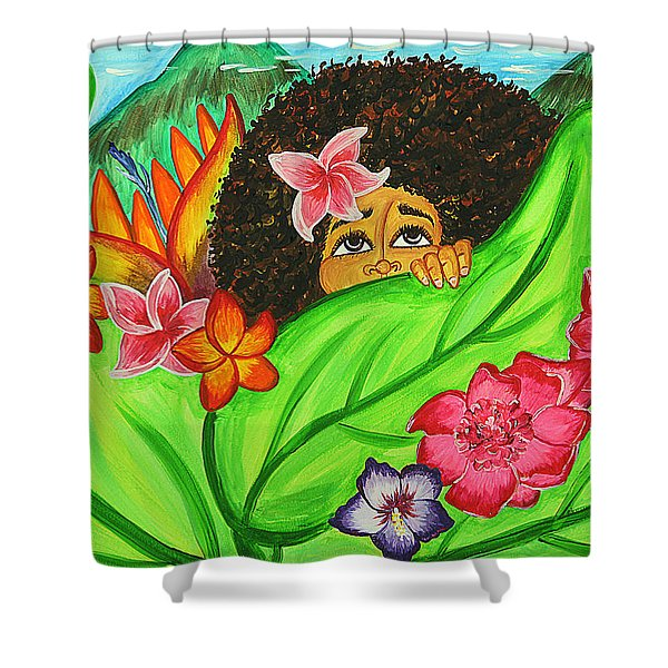 Discovery Shower Curtain