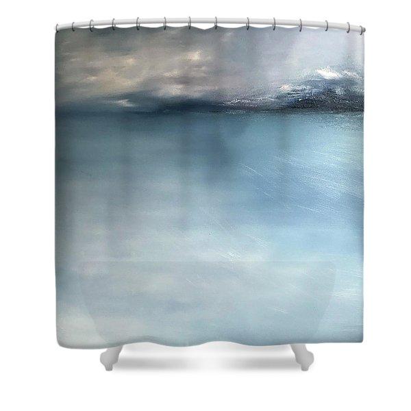 Distant Shores Shower Curtain