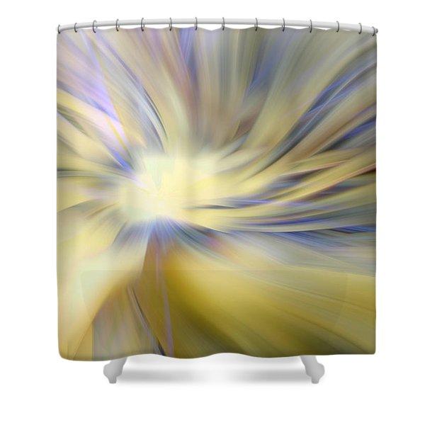 Divine Energy Shower Curtain