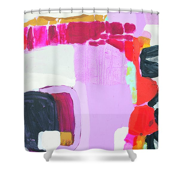 Do It Anyway Shower Curtain