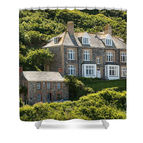 Doc Martin's Surgery Shower Curtain