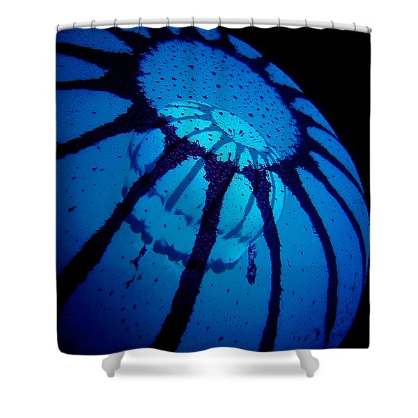 Double Jelly Shower Curtain