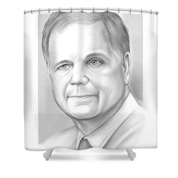 Doug Jones Shower Curtain