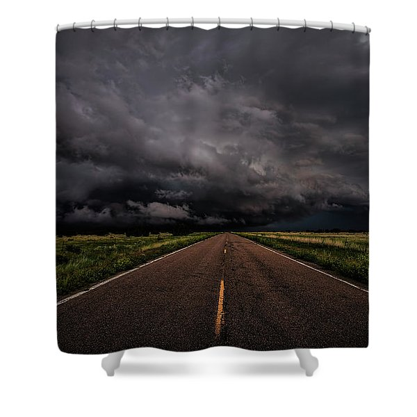 Down Low On 109 Shower Curtain