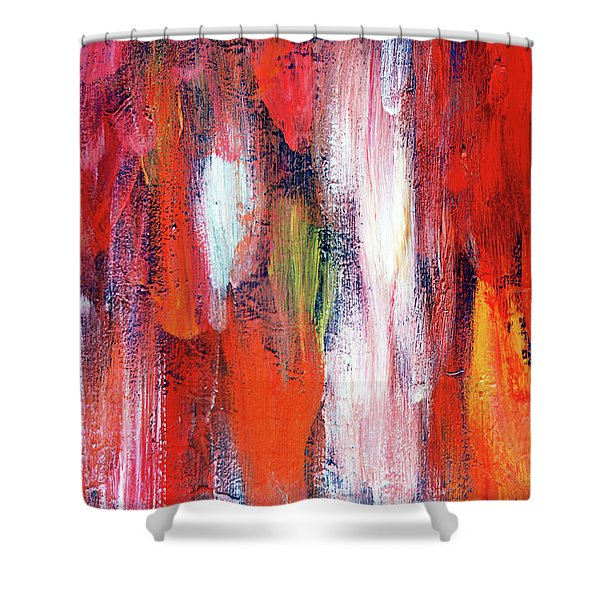 Downpour Of Joy Shower Curtain